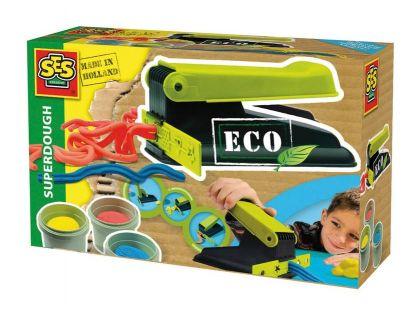 Ses Eco Jemná keramická modelína s lisem