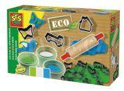 Ses Eco Keramická modelína s tvořítky