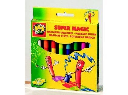 Ses Magické fixy Maxi 8 barev