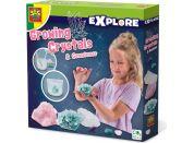 SES Rostoucí krystaly a drahokamy