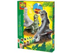 SES Sádrový komplet T-rex