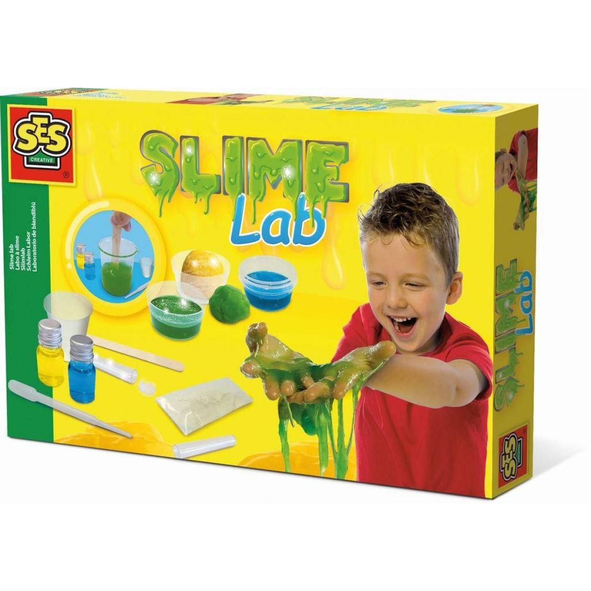 SES Slizová laboratoř