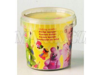 SES Výroba svíček-vosky samostatně