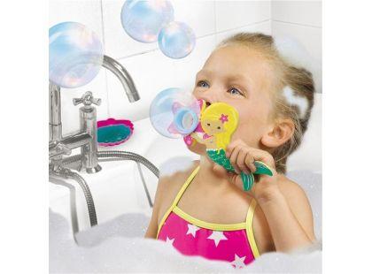 SES Výroba bublin ve vaně