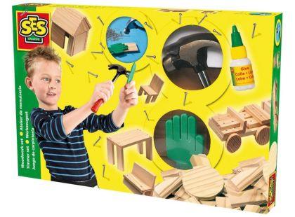 Ses Výroba dřevěných hraček