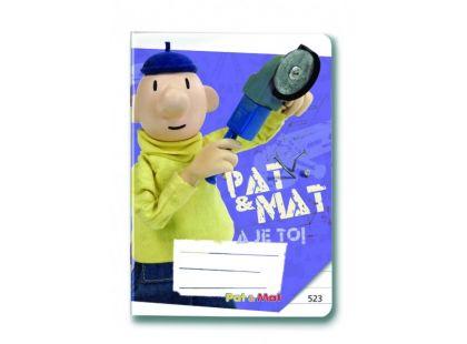 Sešit 523 Pat a Mat
