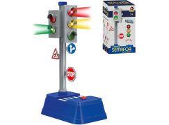 Set semafor se značkami, 24x14 cm