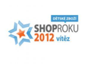 SHOP ROKU 2012 dětské zboží cena KVALITY = MAXIK.CZ