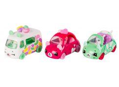 Shopkins Cutie Cars S1 - 3 pack Candi+Mint+Candy