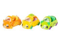 Shopkins Cutie Cars S1 - 3 pack