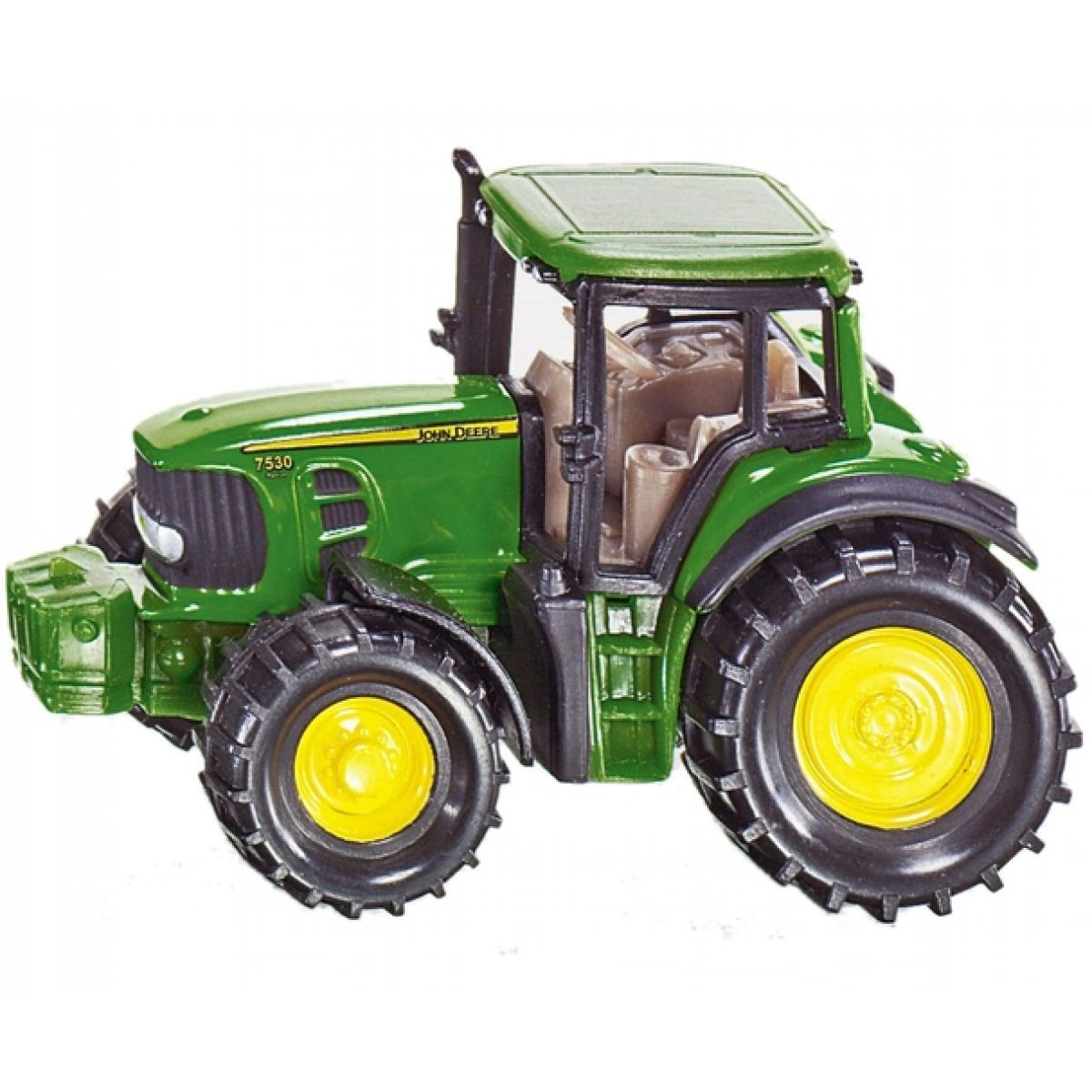 siku 1009 traktor john deere 7530 max kovy hra ky. Black Bedroom Furniture Sets. Home Design Ideas