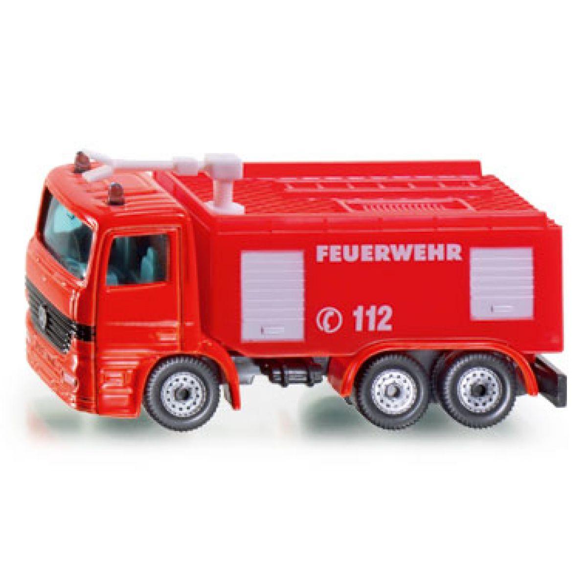 Siku 1034 Hasiči, cisternové požární vozidlo