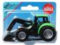 Siku 1043 Traktor Deutz s čelním nakladačem 2