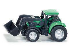 Siku 1043 Traktor Deutz s čelním nakladačem