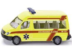 Siku 108306100 ambulance pohotovost česká verze