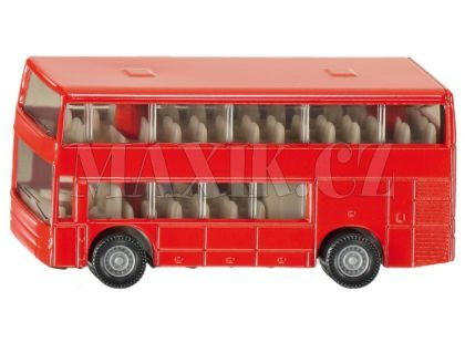 Siku 1321 Autobus dvoupatrový