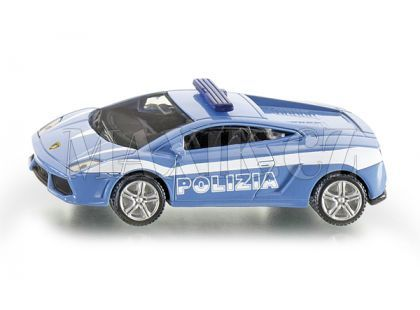 Siku 1405 Italská policie Lamborghini