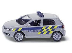 Siku 141006100 osobní policejní auto česká verze
