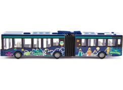Siku 1617 Kloubový autobus tmavě modrý The  Aguapark