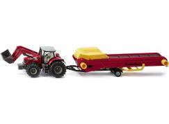 Siku 1996 Traktor s dopravníkem
