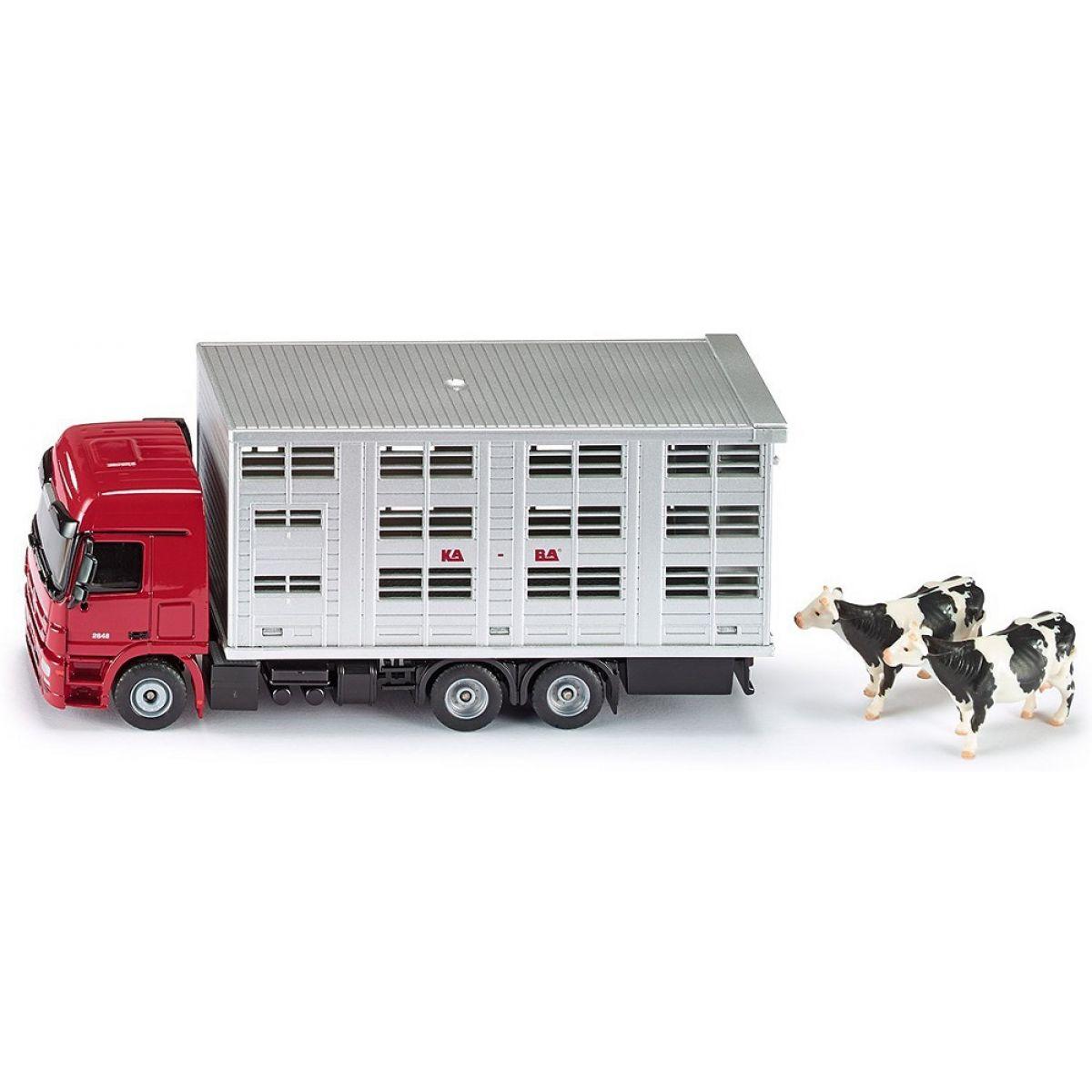 Siku 2713 Transportér pro přepravu hospodářských zvířat