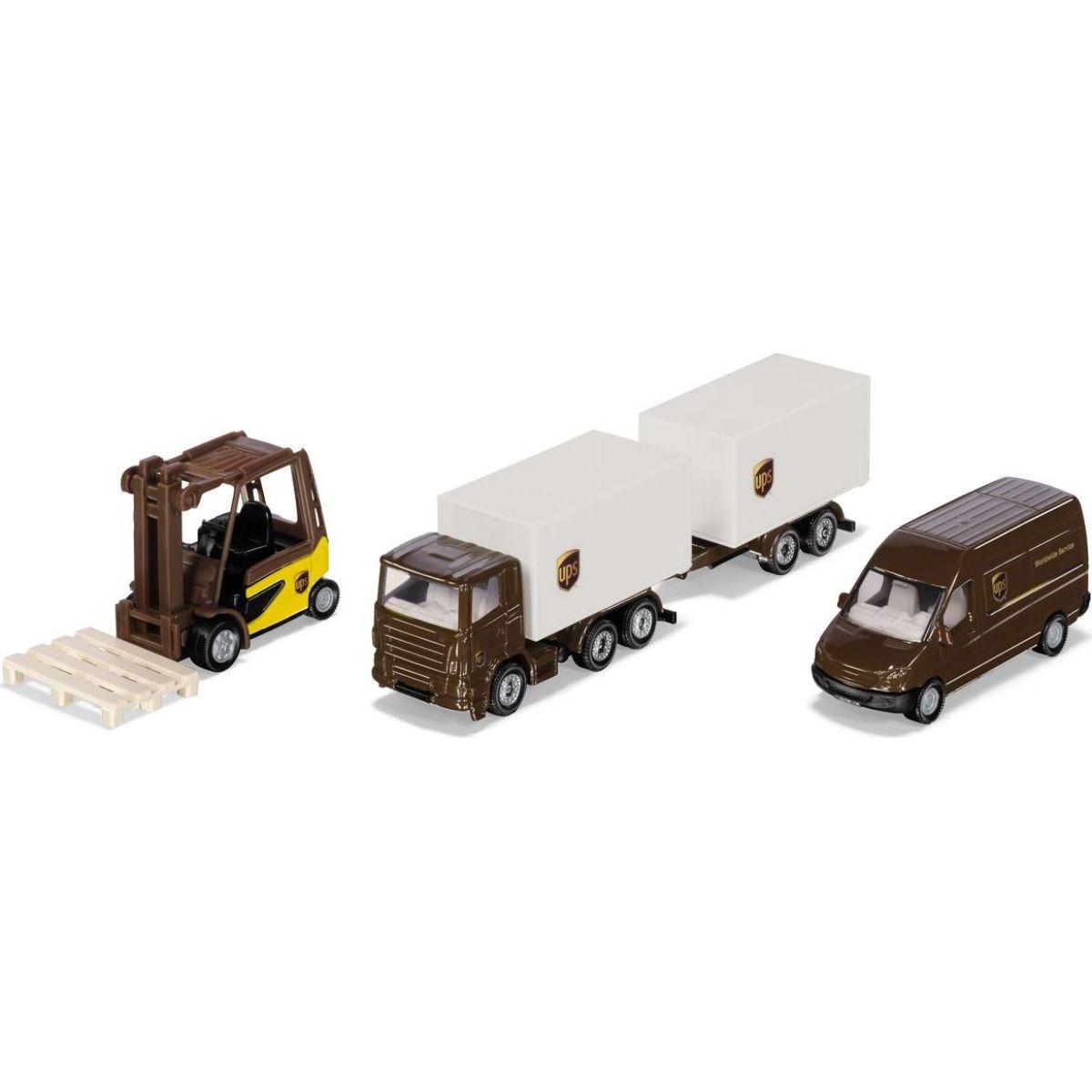 Siku 6324 set UPS 3 kusy