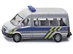 Siku 80606100 policie VAN česká verze