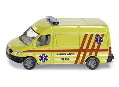 Siku 80906100 ambulance dodávka česká verze