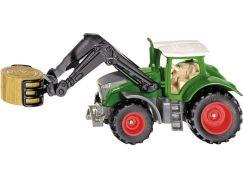 Siku Blister 1539 traktor Fendt s uchopovačem balíků