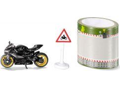 Siku Blister 1601 motocykl s pásem silnic