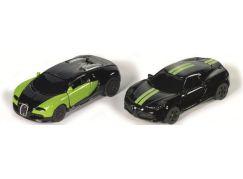 Siku blister 6309 černo & zelená Special Edition