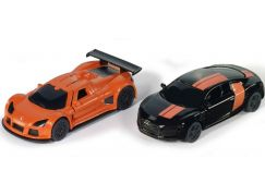 Siku blister 6310 černo & oranžová Special Edition