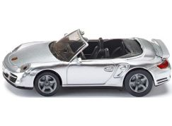 Siku Blister Kabriolet Porsche 911 Turbo