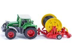 Siku Blister Traktor se zavlažovacím kotoučem