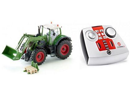 Siku Control 6778 RC Traktor Fend Vario s předním nakladačem