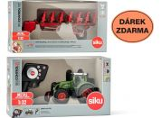 SIKU Control limitovaná edice traktor Fendt 939 oboustranný pluh 6783 1:32