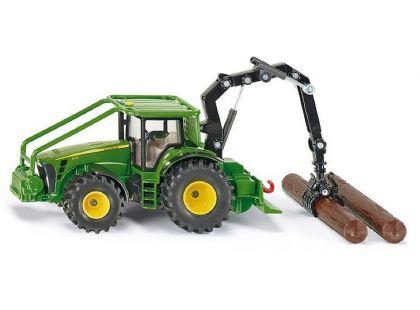 Siku Farmer Lesnický traktor John Deere 1:50