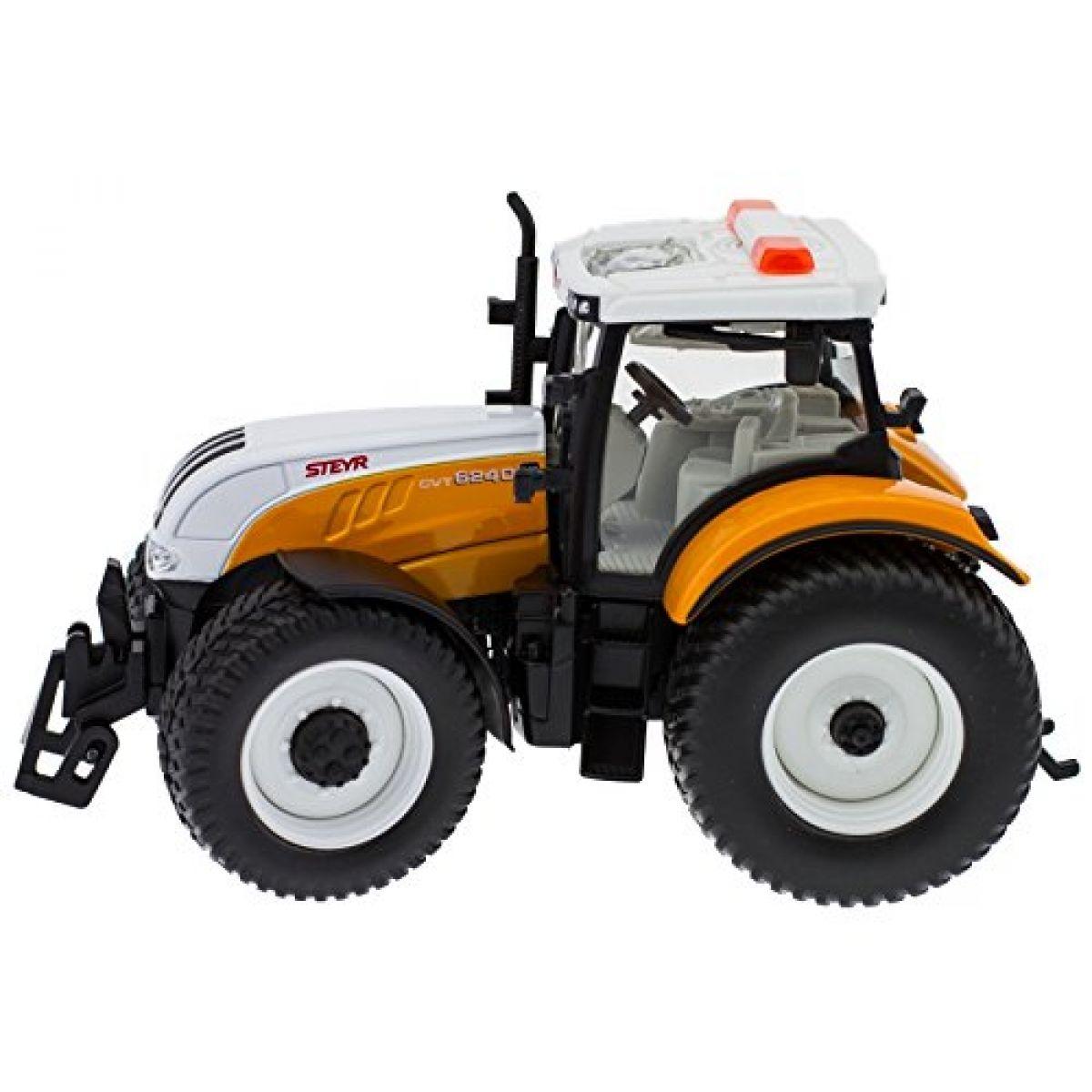Siku Farmer 3286 Traktor Steyr 6240 CVT - Poškozený obal