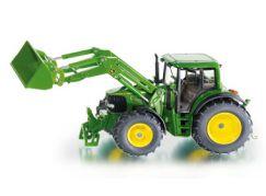 Siku Farmer 3652 Traktor John Deere s čelním nakladačem