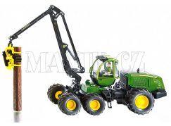 Siku Farmer 4059 Lesnický Harvestor John Deere