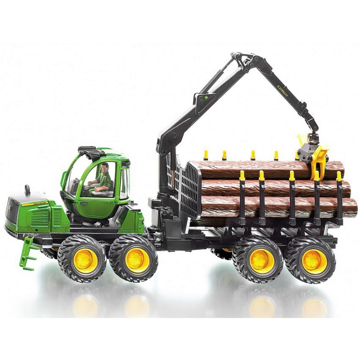 Siku Farmer 4061 John Deere Forwarder