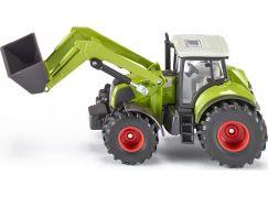 Siku Farmer Traktor Claas s předním nakladačem 1:50