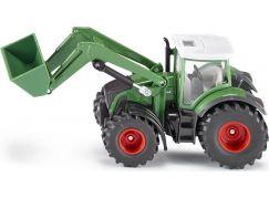 Siku Farmer traktor Fendt s předním nakladačem 1:50