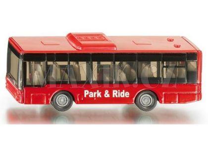 Siku Super 1021 Městský autobus červený