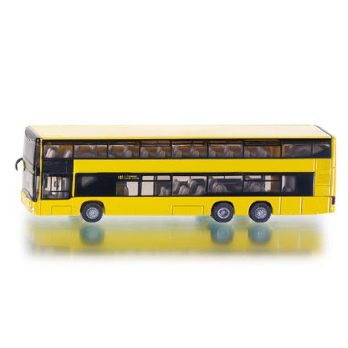 Siku Super 1884 Dvoupatrový linkový autobus Man
