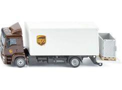 Siku super 1997 MAN UPS se zvedací zadní plošinou