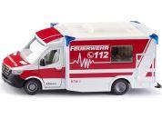 SIKU Super 2115 ambulance Mercedes-Benz Sprinter 1:50