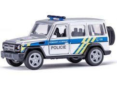Siku super 2308 česká verze policie Mercedes AMG G65