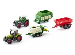 Siku Super 6286 Sada zemědělských strojů 5 ks