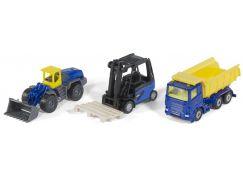 Siku Super Set stavební stroje